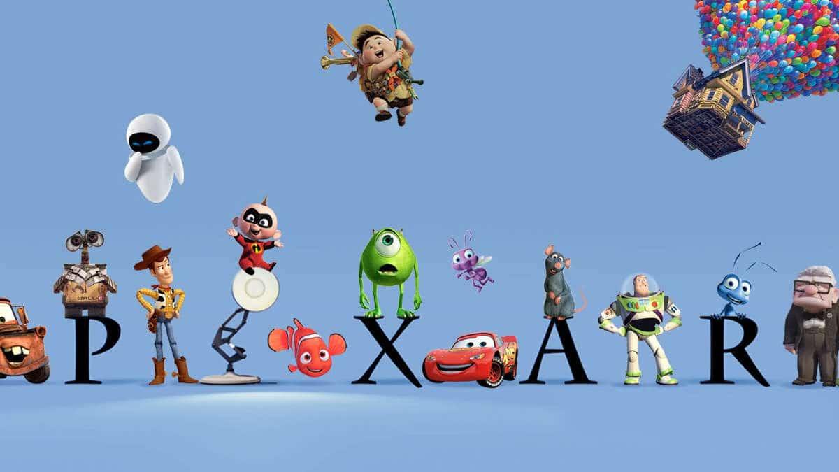 Pixar Animasyon Stüdyoları