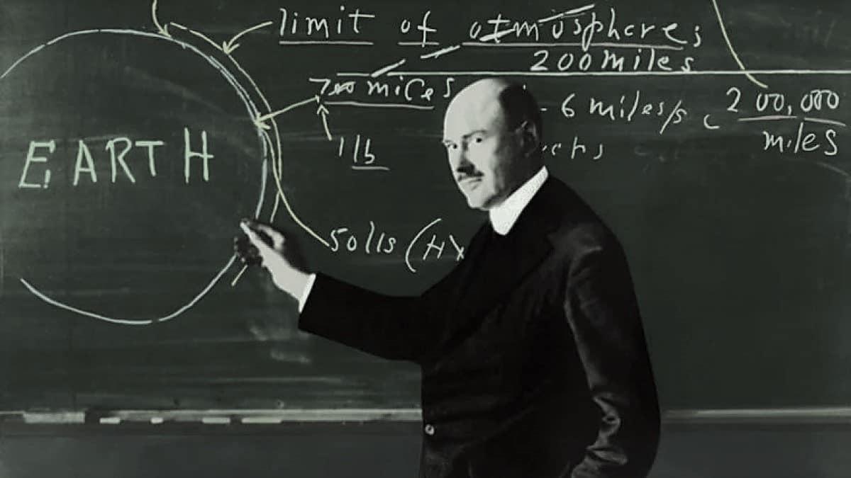 Robert Goddard kimdir