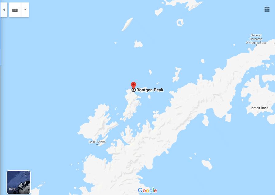 Wilhelm Röntgen Kimdir? Antartika'daki Röntgen Tepesi