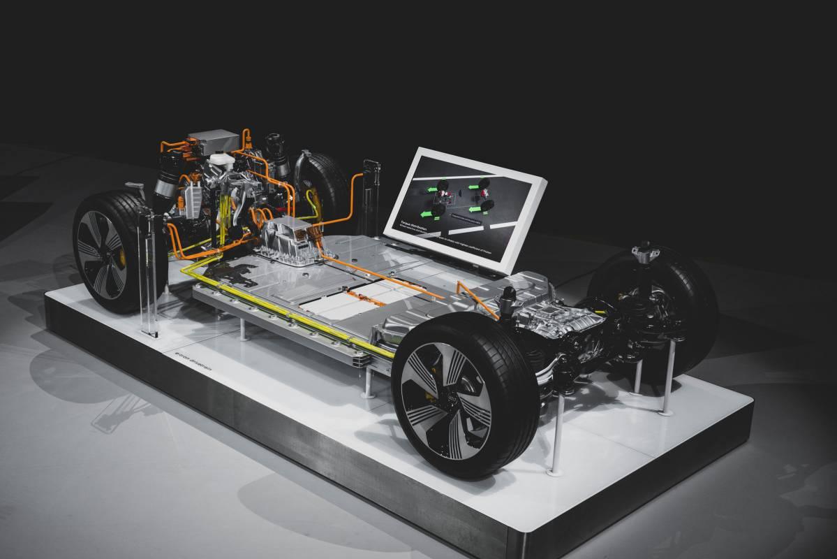 Audi'nin araç dinamikleri işlemcisi inovasyonu