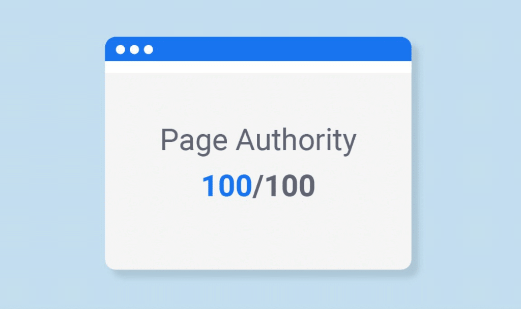 PageRank alternatif MOZ Page Authority