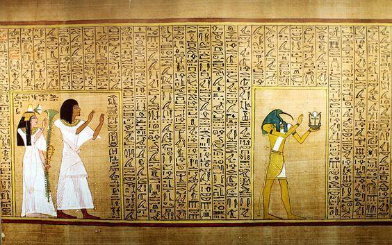 Eski Mısır'da Sanat ve Edebiyat