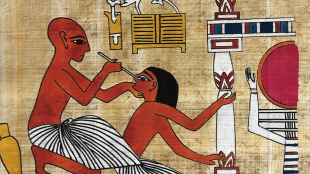 Eski Mısır'da Tıp