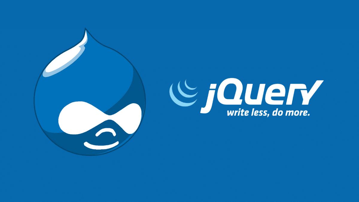 jQuery logosu