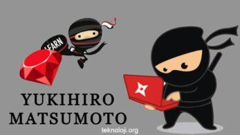 Yukihiro Matsumoto Kimdir? Ruby'nin Babası