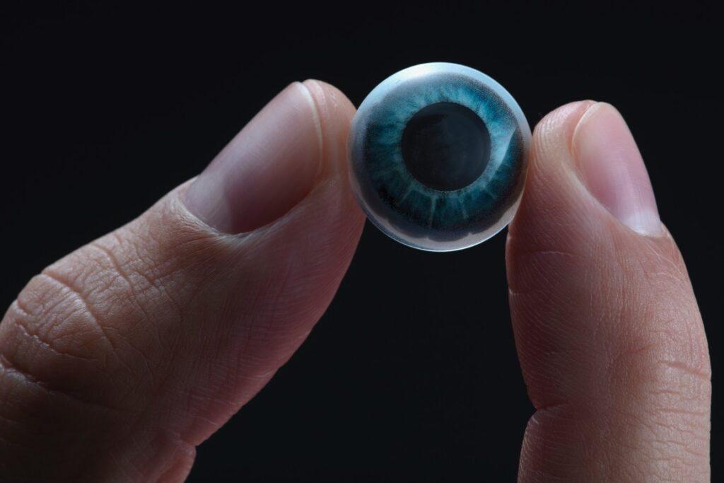 akıllı kontakt lens