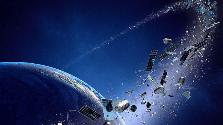 uzay kirliliği nedir