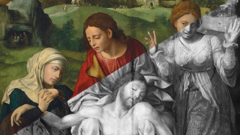 sanat eserlerinde x ışınları kullanımı