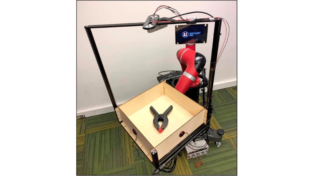 tilt-bolt robotu - sesler ile robotların algısı iyileştirilebilir