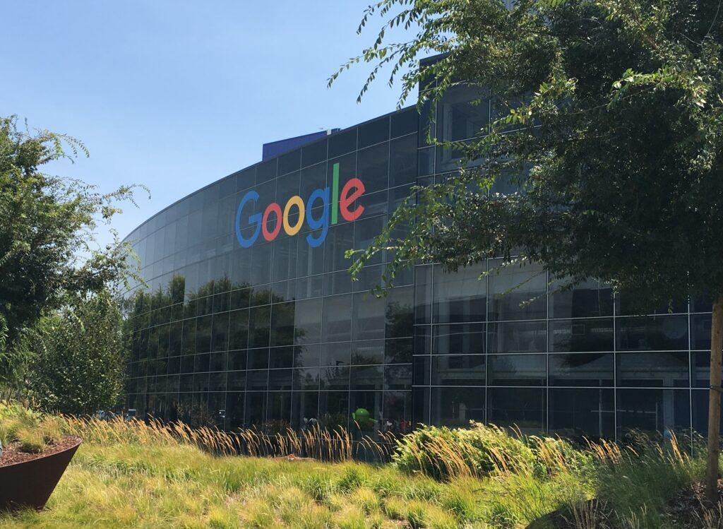 silikon vadisi- google