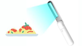 Yemekler UVC Çubuğu İle Dezenfekte Edilebilir mi?