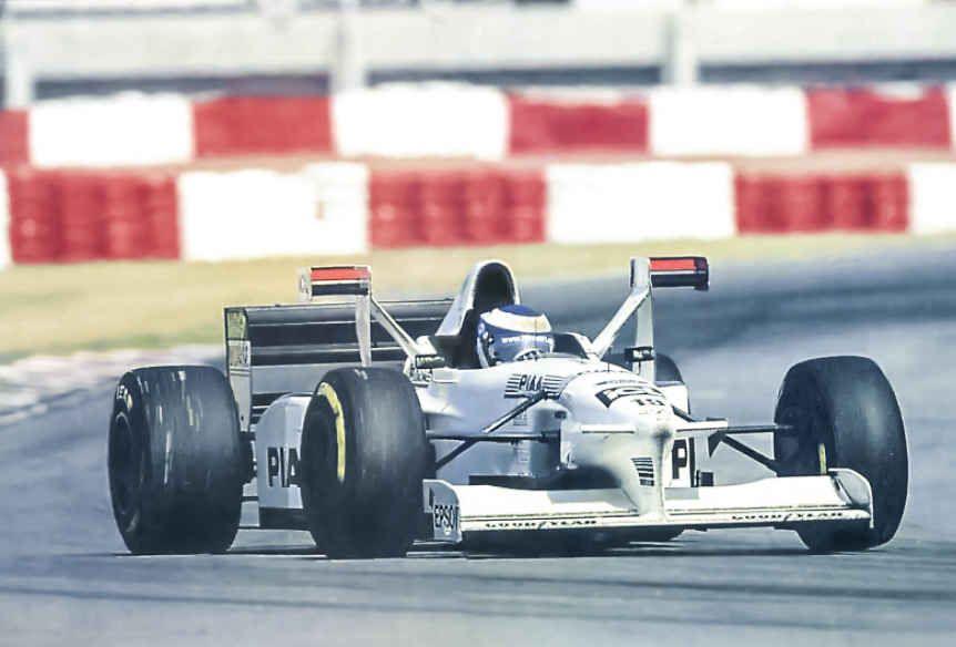 Formula 1'in yasaklanan teknolojileri listesi.