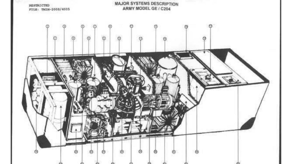 Titor'un yayınladığı zaman makinesi resimlerinden biri.