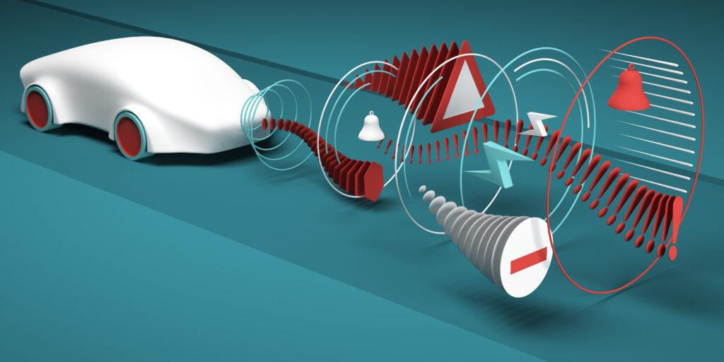 Akustik Araç Uyarı Sistemleri - Elektrikli Araçların Sessizliği