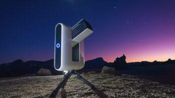 Akıllı Teleskop Stellina ile Gökyüzünü Keşfetmek
