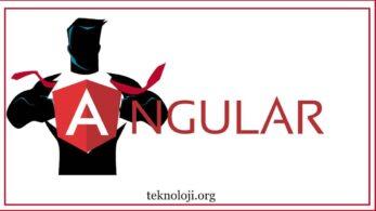 Angular Nedir? Angular JS İle Farkları Neler?