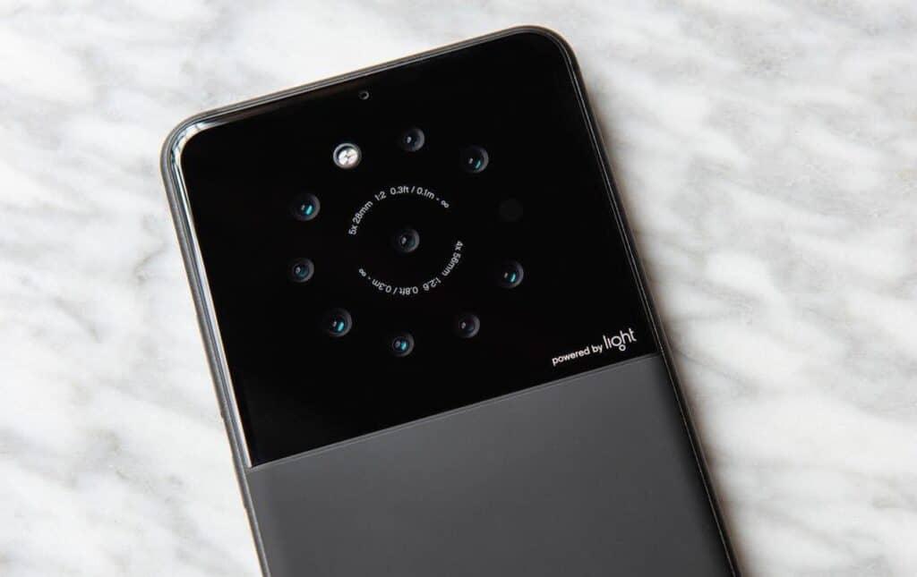 çok lensli kamera