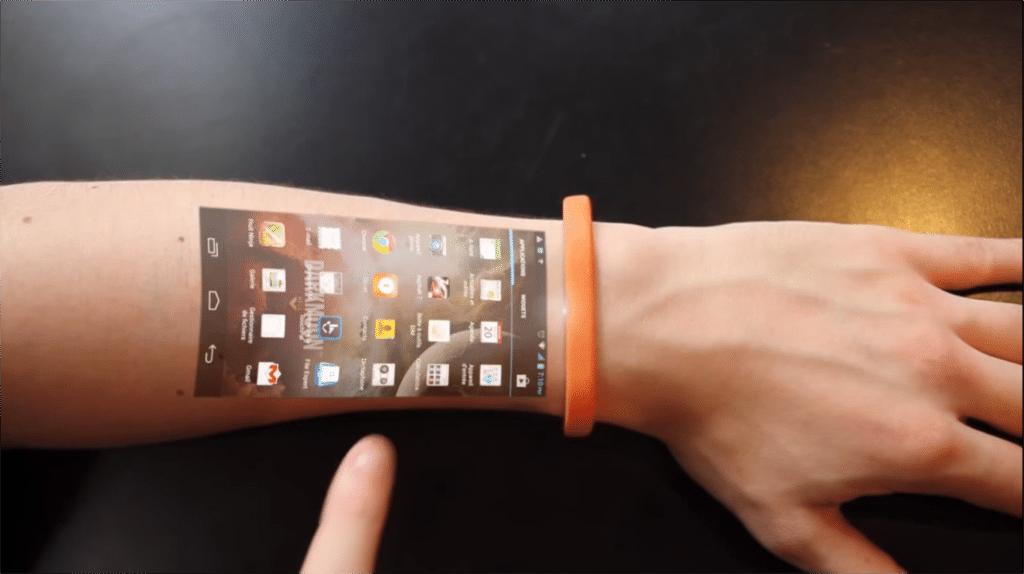 giyilebilir telefonlar