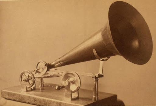 İlk Gramofon