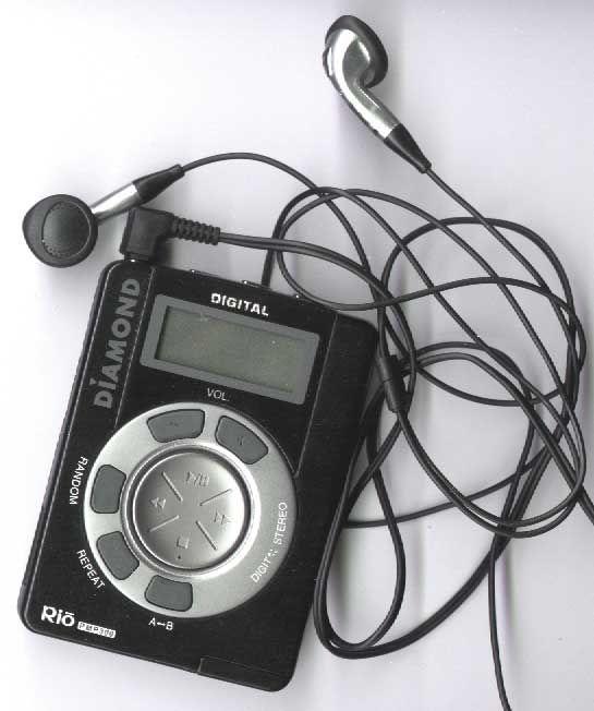 Piyasaya Sürülen İlk MP3 Çalarlardan Biri