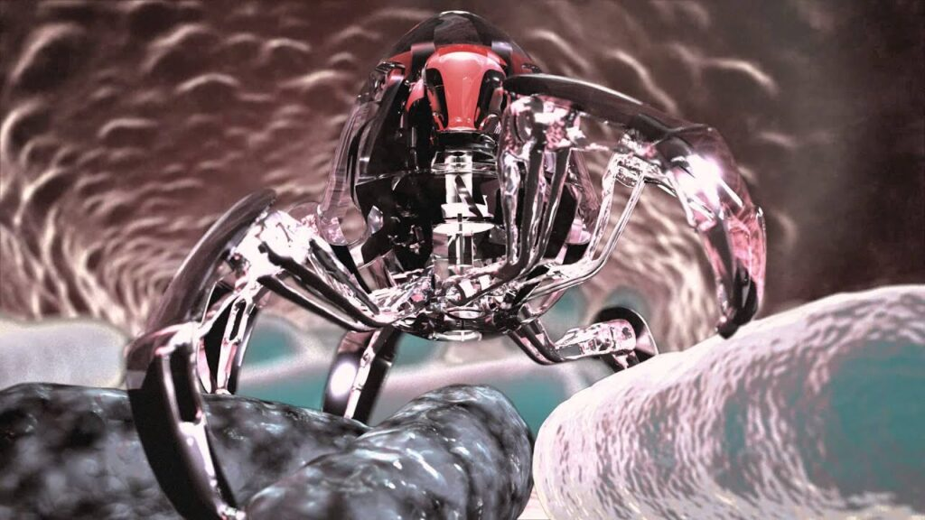 Temsili Nanobot