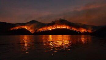 Orman Yangınlarının Yayılımı Bilgisayarla Öngörülüyor