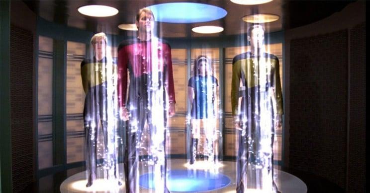 Star Trek- Işınlanma