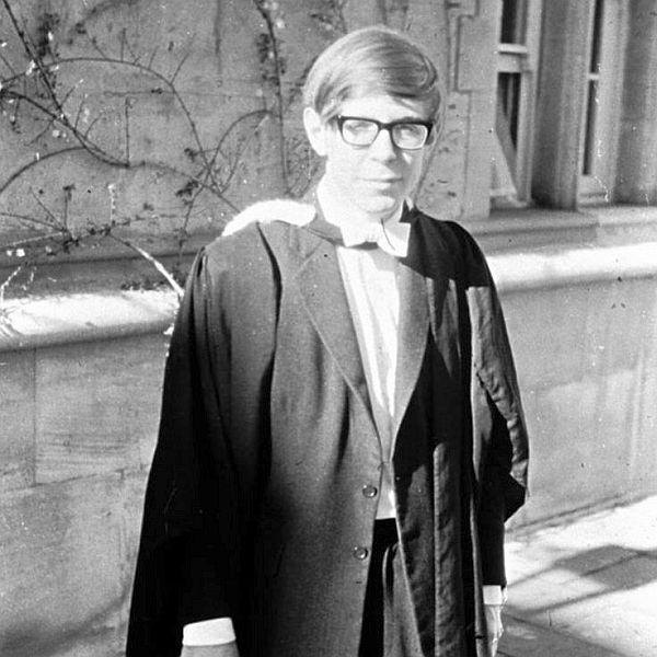 Stephen Hawking gençliği
