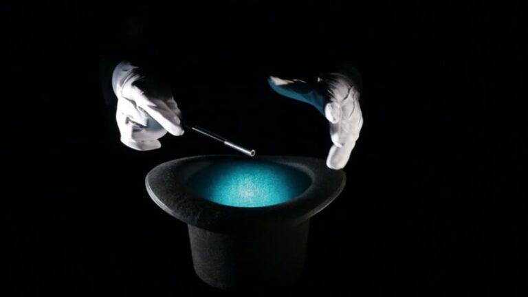 teknoloji ve sihir