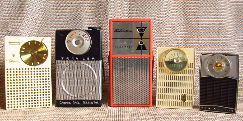 Transistörlü Radyo
