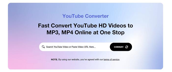 youtube-u2convert-video-dönüştürücü