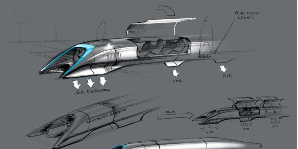 hyperloop Teknoloji Başarısızlıkları
