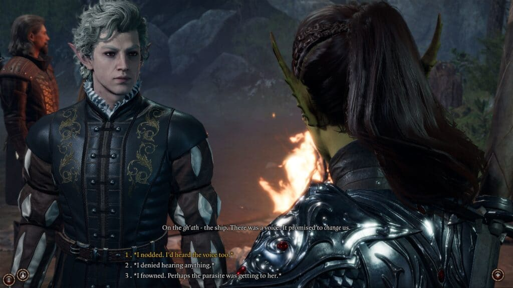 Baldur's Gate 3 - Karakterler