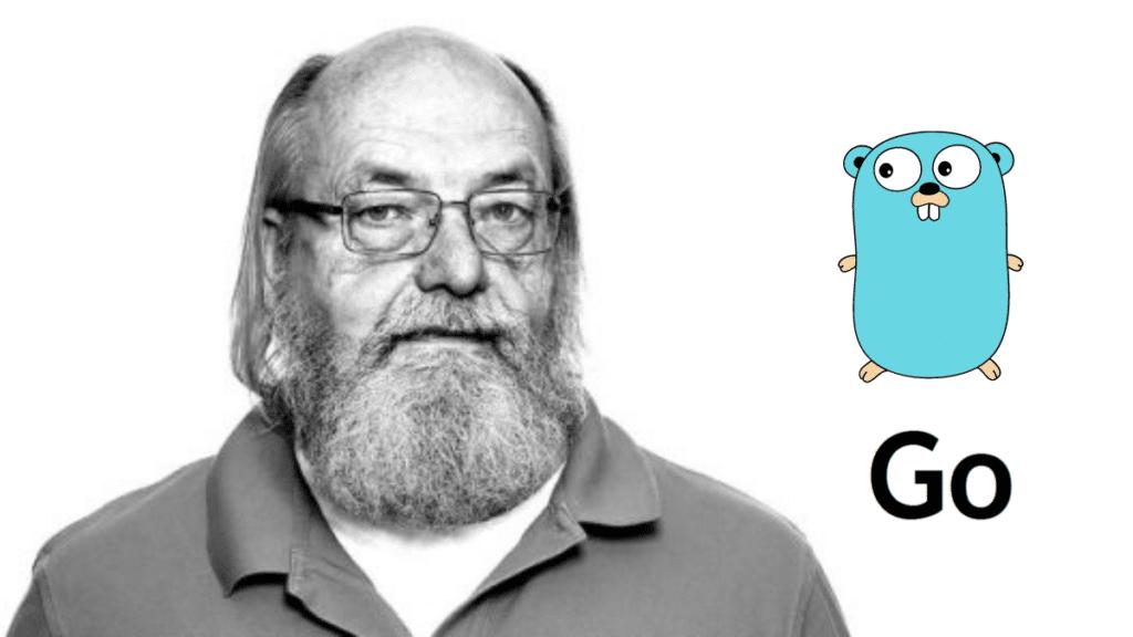 Thompson, Go programlama dilinin geliştiricilerindendir.