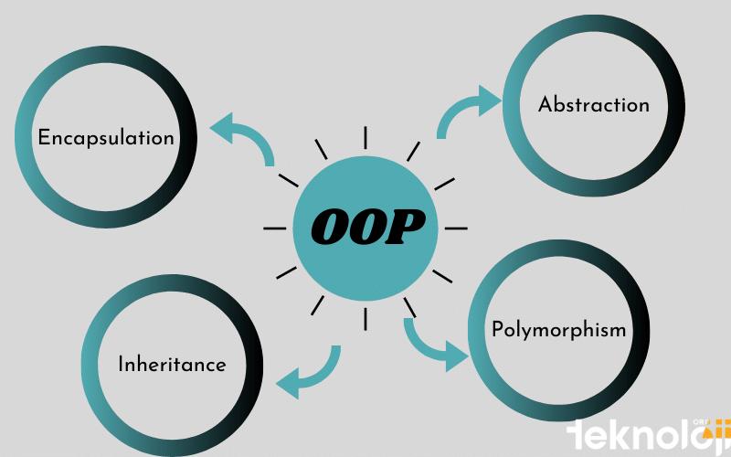 Nesne Yönelimli Programlama Nedir? OOP 4 Temel özelliği