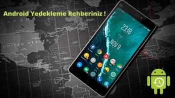Android Telefon Yedekleme: Verilerinizi Kaybetmeyin!