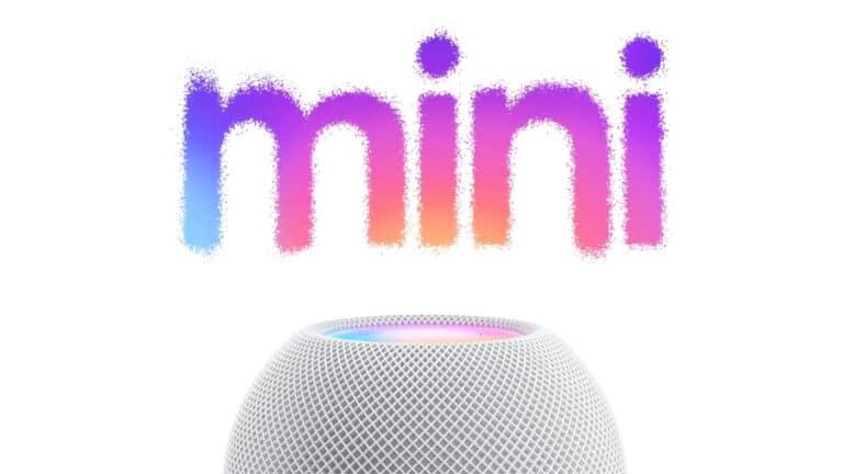 Apple HomePod Mini Tanıtıldı