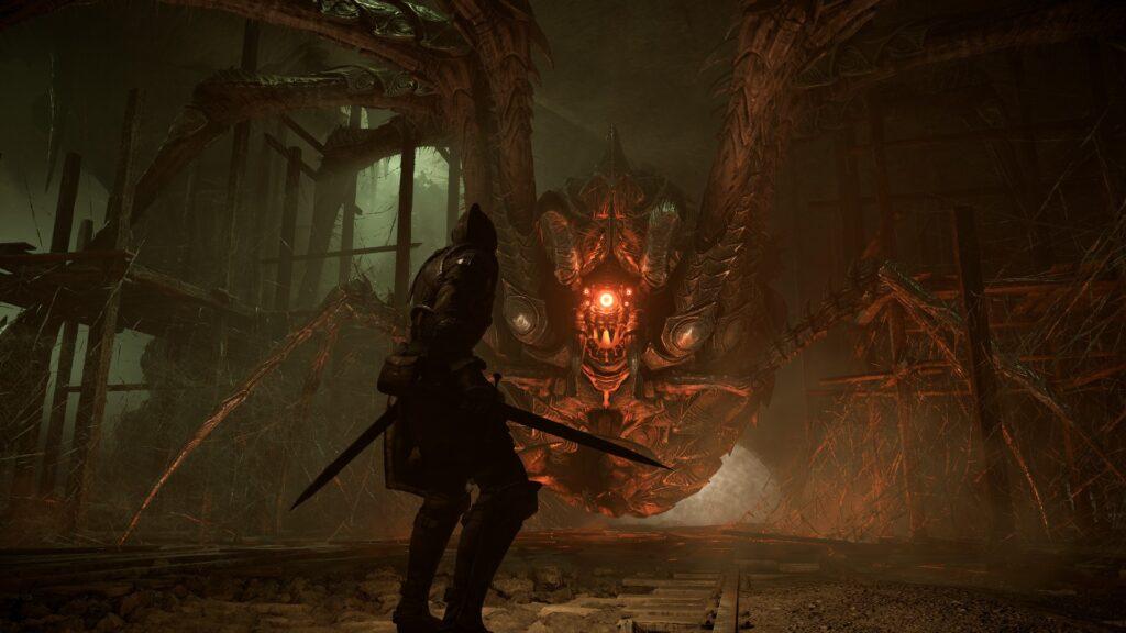 Demon's Souls Remake PC Oyun İçi Görüntüsü
