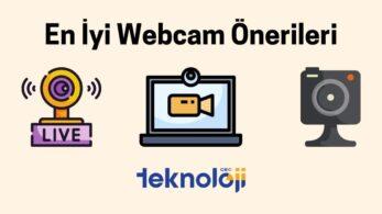 En İyi Webcam Önerileri – 2020: Konferanslar İçin İdeal