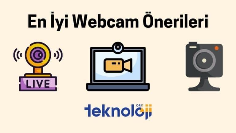 en iyi webcam