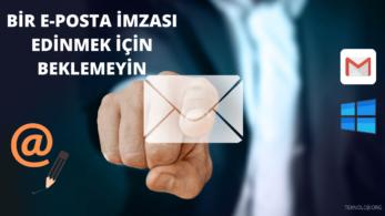Mail İmzası Nasıl Eklenir? Gmail ve Outlook Yöntemleri