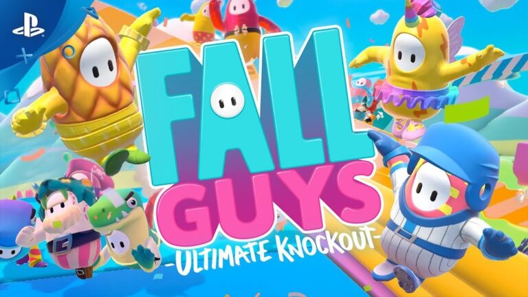 Fall Guys - Oyun