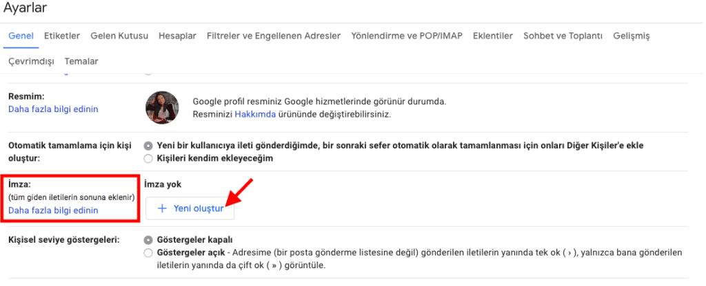 gmail-imza-oluştur