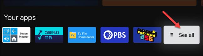 google-tv-ana-ekran-özelleştir
