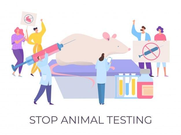 Hayvan Deneylerini Teknoloji ile Durdurmak