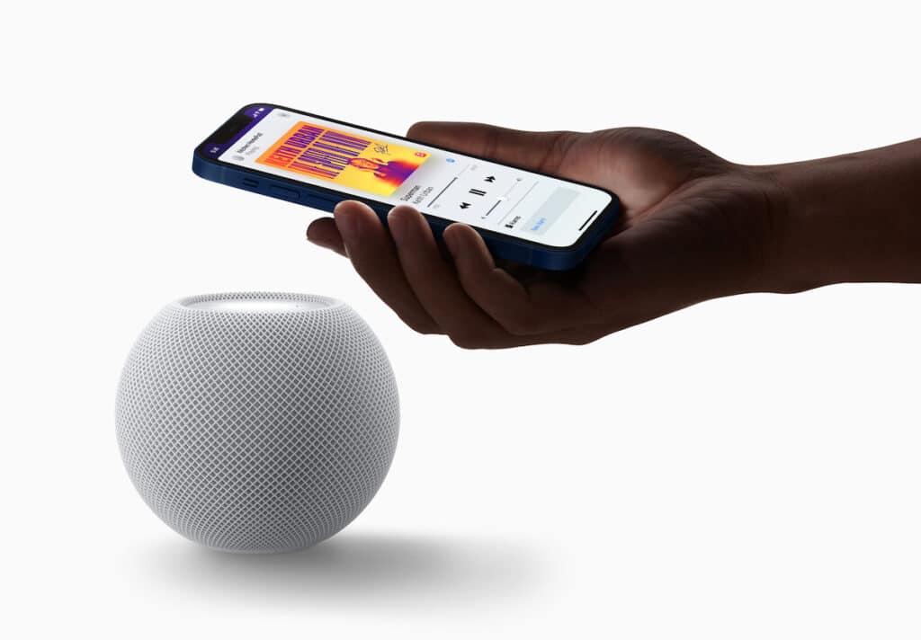 iPhone ve HomePod eşleşme
