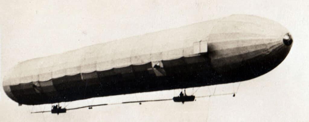 İlk Zeplin LZ-1
