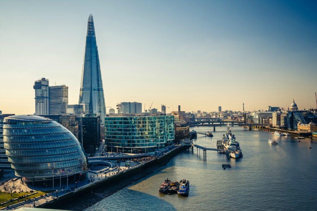 dünyanın en teknolojik şehirlerinden East London Tech City