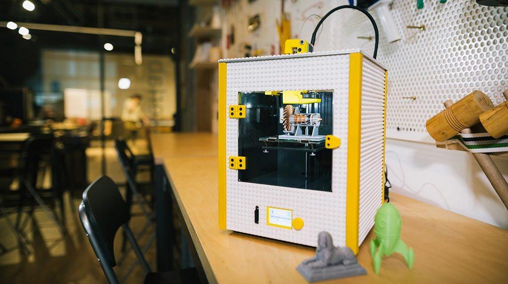 Arıkovanı projesi Alya 3D yazıcı modeli