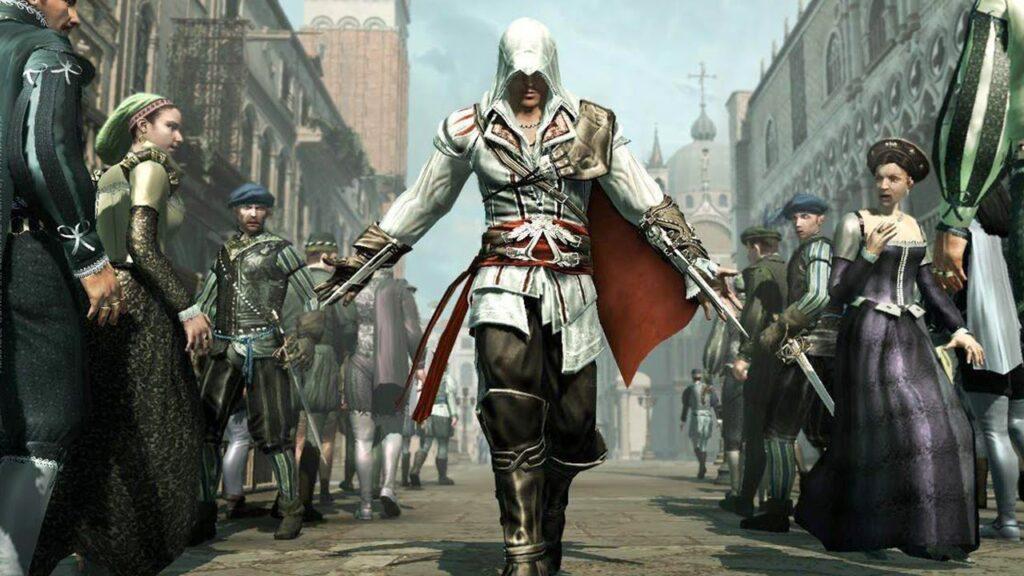 Assassin's Creed 2 - Düşük Sistem Gereksinimli Oyunlar